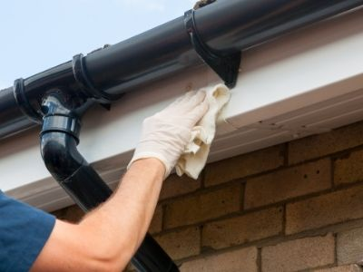 Fascia Soffit cleaning