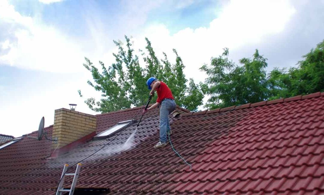 Roof Cleaning Services Tipperary