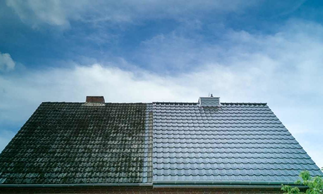 Roof Cleaning Portlaoise